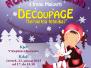 """Delavnica """"Roka ustvarja - Decoupage"""" za otroke (22. 1. 2015)"""
