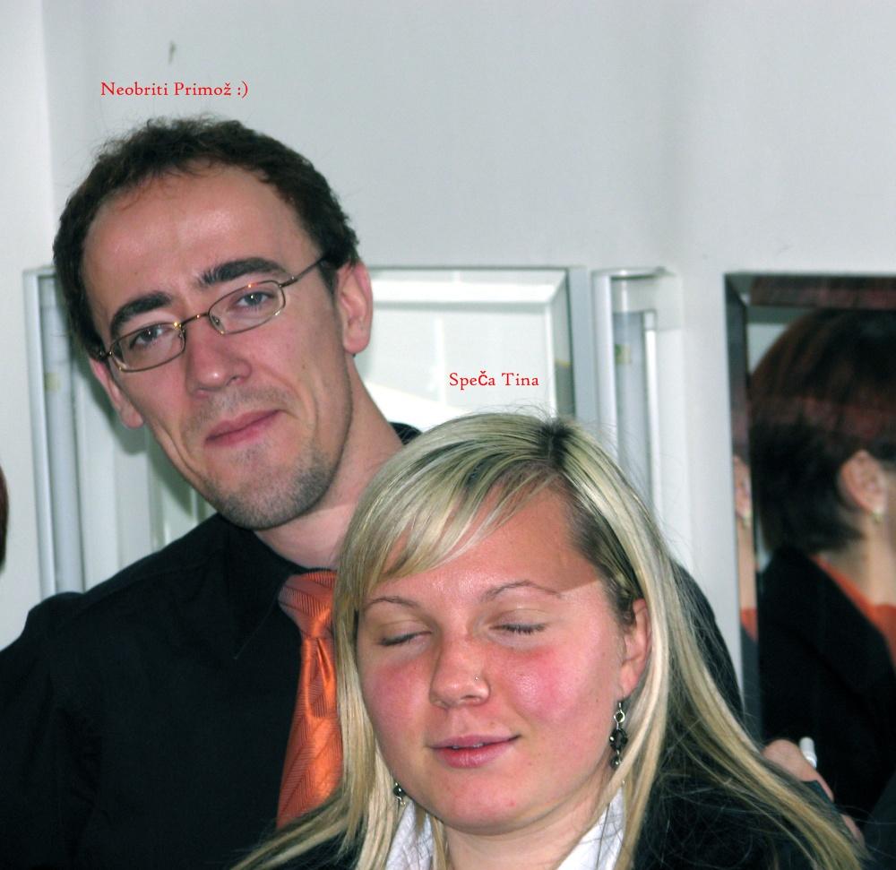 Tina in Primož