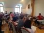 Intenzivne vaje pri sv. Jožefu nad Celjem (26. - 27. 2. 2016)