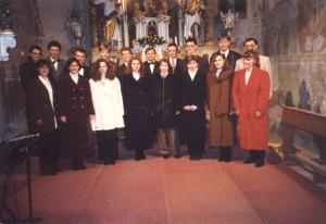 Božič leta 1996