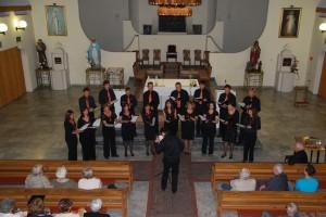 Koncert v Skopski stolnici