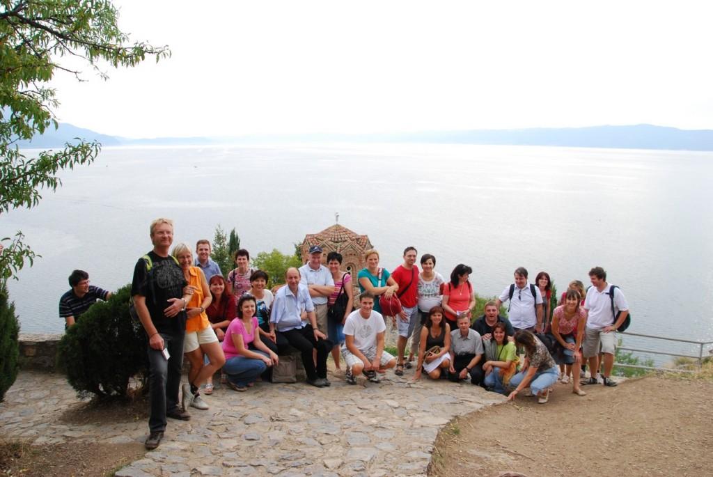Ohrid z Limbarji.