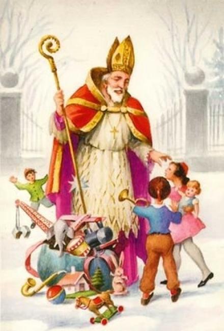 Sveti Miklavž