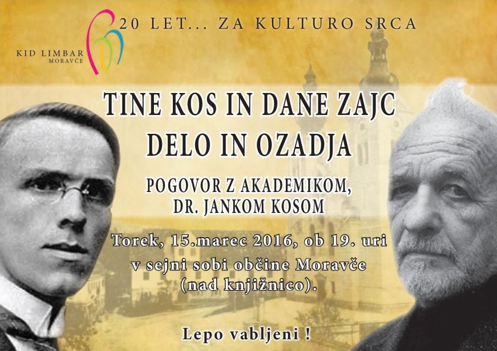 Predavanje dr. Janko Kos