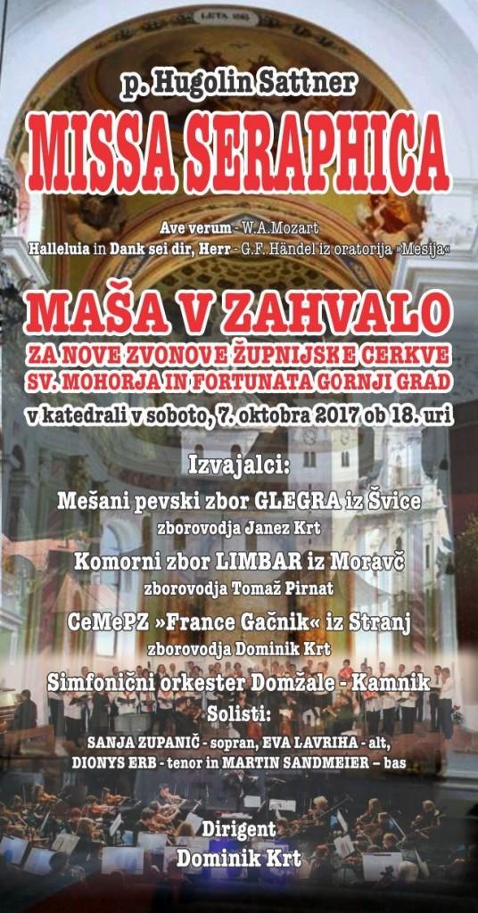 Missa Seraphica Gornji Grad
